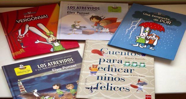 Cuentos para ayudar a a desarrollar la inteligencia emocional de los niños